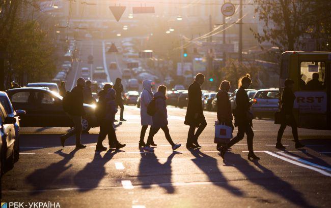 Население Украины сократилось еще на 230 тысяч