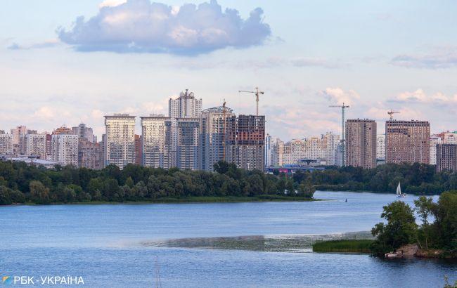 В Киеве зафиксирован температурный антирекорд