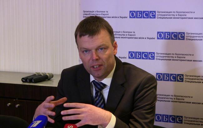 Фото: в ОБСЕ заявили о всплеске насилия на Донбассе