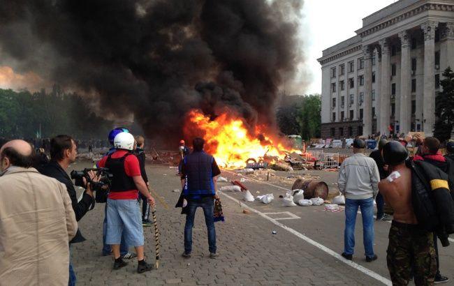 В ООН закликали Україну покарати винних у трагедії 2 травня в Одесі