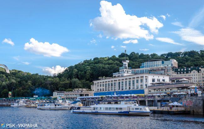 Стало відомо, коли в Києві відкриють Річковий вокзал