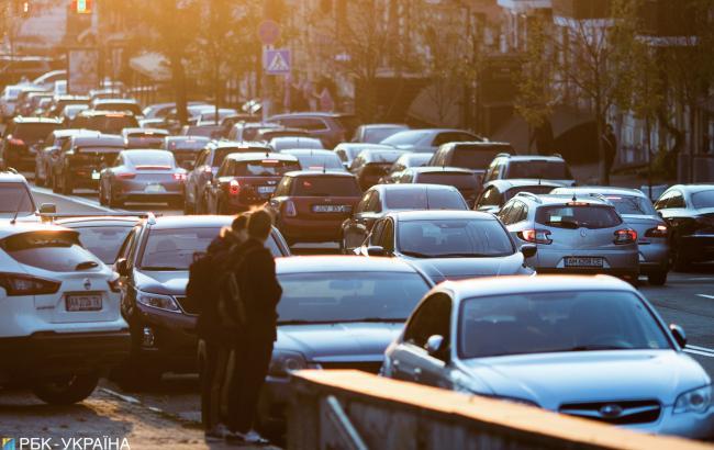 У Києві 10 листопада обмежать рух на кількох ділянках у Святошинському районі