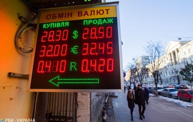 НБУ обнародовал данные по купле-продаже наличной валюты за 2018 год