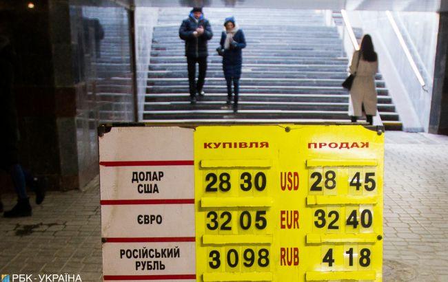 Украинцы за неделю скупили 300 млн долларов, вызвав дефицит наличной валюты