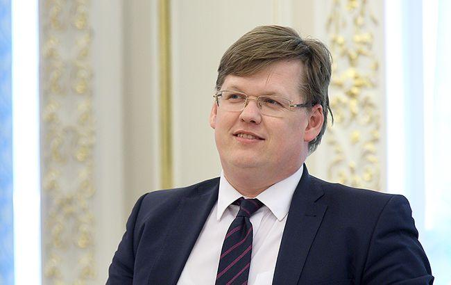Фото: вице-премьер-министр Украины Павел Розенко