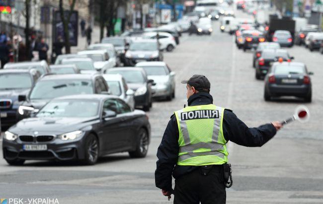 В Україні нові штрафи за порушення ПДР запрацюють із 17 березня