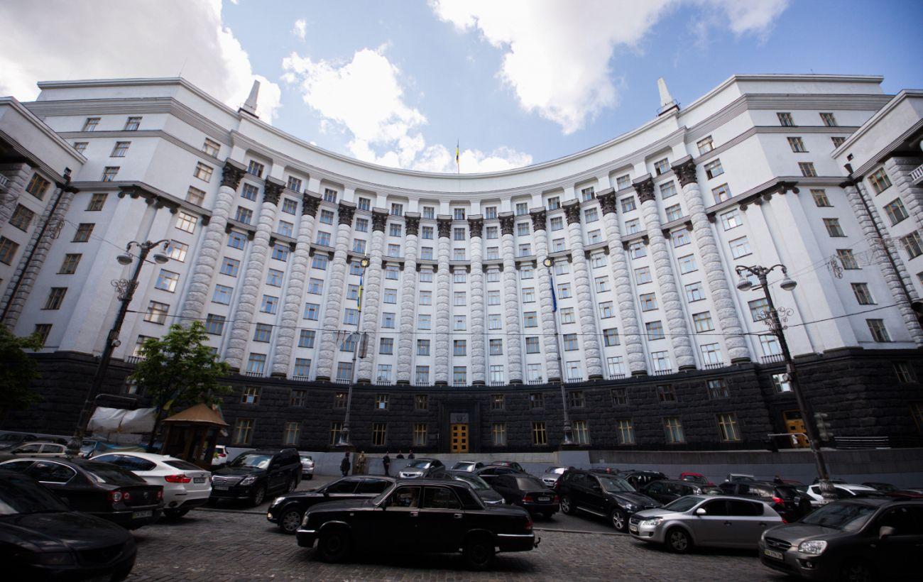 Кабмин ухудшил прогноз падения ВВП в Украине