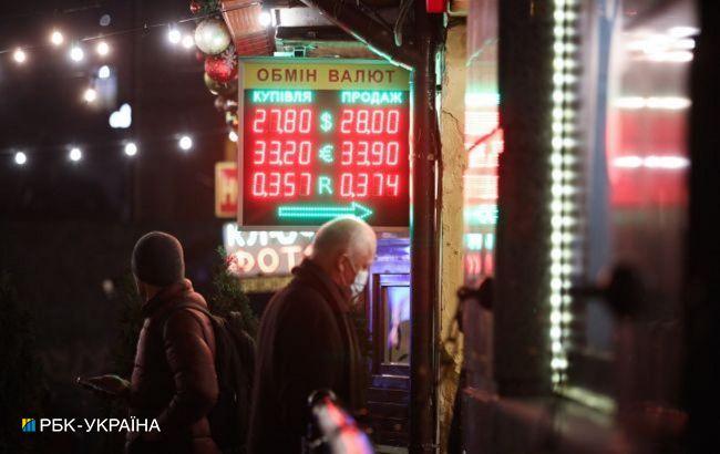 Агентство S&P прогнозирует рост курса доллара к концу года до 29,50 гривен
