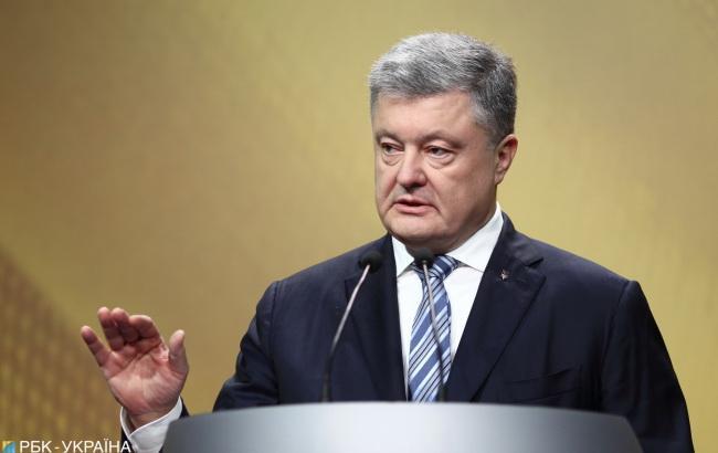 Порошенко анонсировал расширение санкций против России
