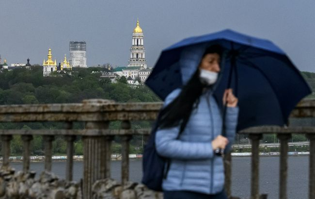 Штормовой ветер и мерзкий холод: Диденко предупредила украинцев о непогоде