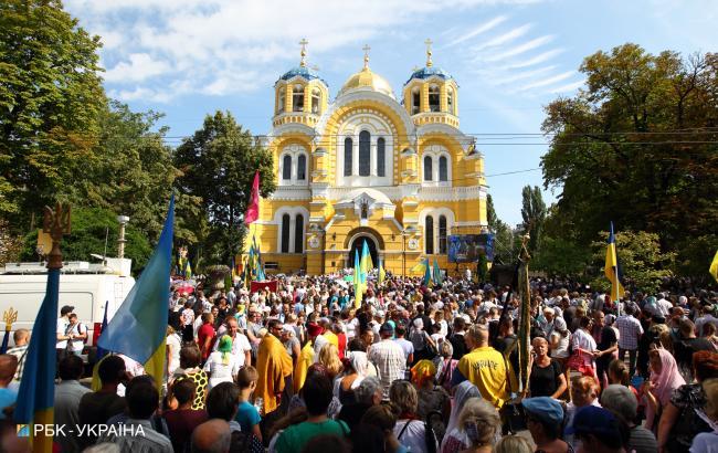Обнародована часть проекта устава Автокефальной церкви во главе с митрополитом