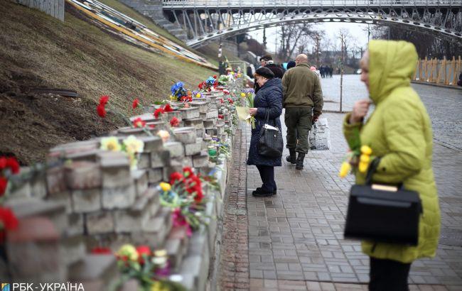 У Києві закриють рух на пішохідному мосту на Алеї Героїв Небесної Сотні