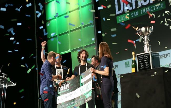Фото: украинцы стали победителем конкурса стартапов в США