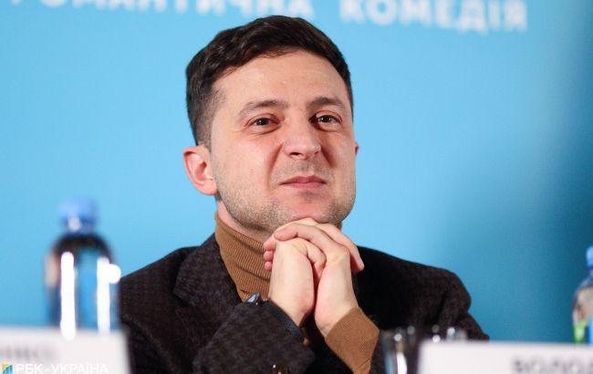 Зеленський показав свою передвиборчу програму