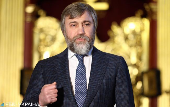 Новинський вважає, що Єфремов перебуває під вартою незаконно
