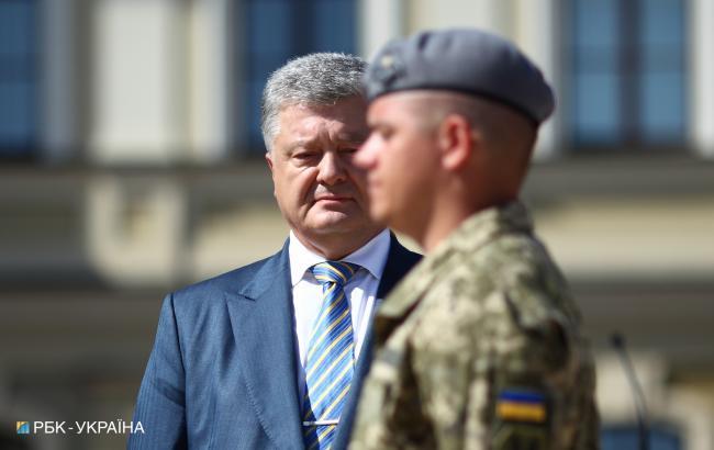 Порошенко назвав найбільш загрозливі напрямки, з яких можлива агресія проти України