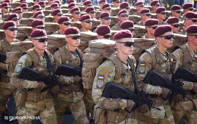 Украинская армия вошла в топ-30 сильнейших вооруженных сил мира