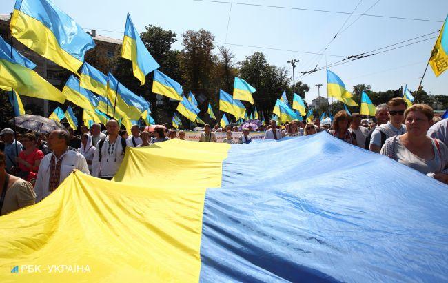 Проголошення незалежності сьогодні підтримали б 80% українців