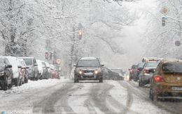 В Украину движется серьезное похолодание со снегом: дата