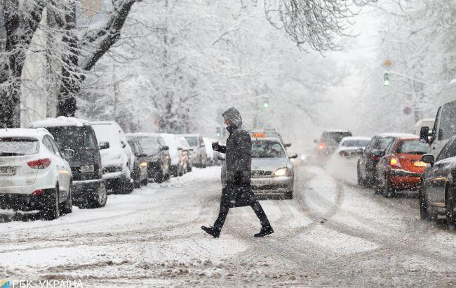 Укргідрометцентр дав прогноз на січень-2020