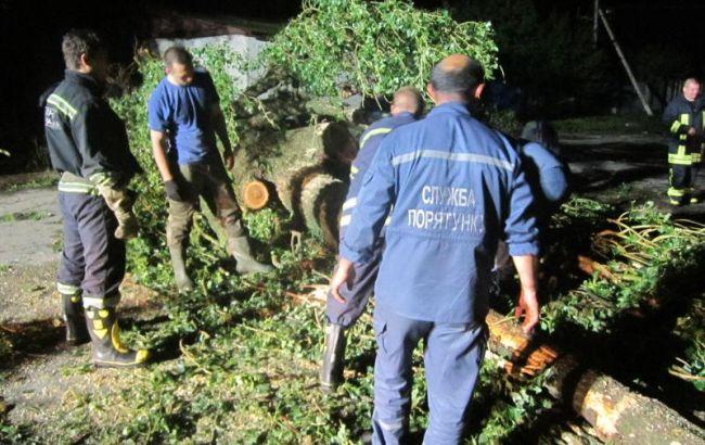 Через негоду без водопостачання залишилися 4 міста Кіровоградської області