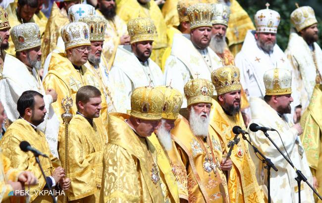 Об'єднавчий собор: нову українську церкву показали в інфографіці