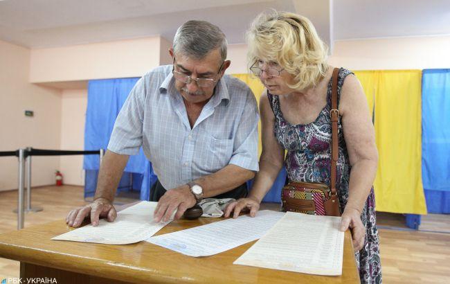 ЦВК перерахувала голоси на 14 дільницях 50 округу