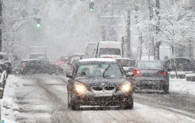 Засыплет снегом и заморозит: в Украину идет жуткая погода