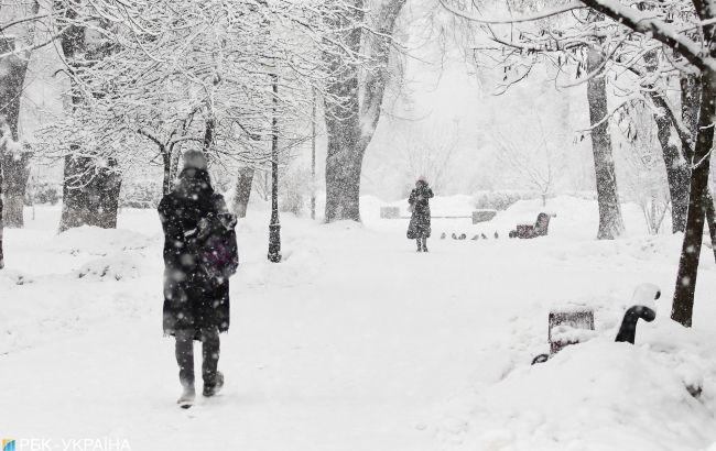 Укргидрометцентр спрогнозировал погоду в декабре
