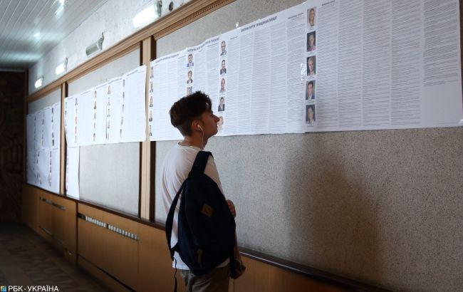 Українці віддали понад 178 тис. голосів за кандидатів-двійників