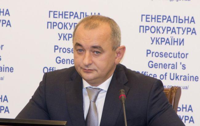 Матиос: ущерб Украины от аннексии Крыма составляет более 1 трлн гривен