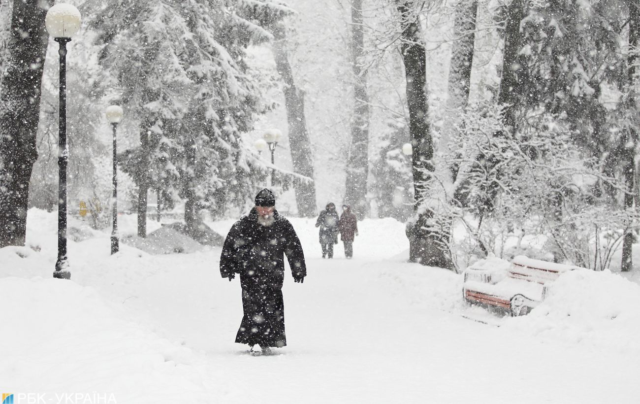 Снег на западе и до -24 мороза: прогноз погоды на воскресенье