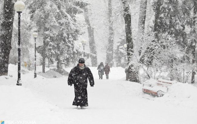 Негода в Україні: українців просять завтра не виходити з дому