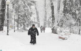 Сніг на заході і до -24 морозу: прогноз погоди на неділю