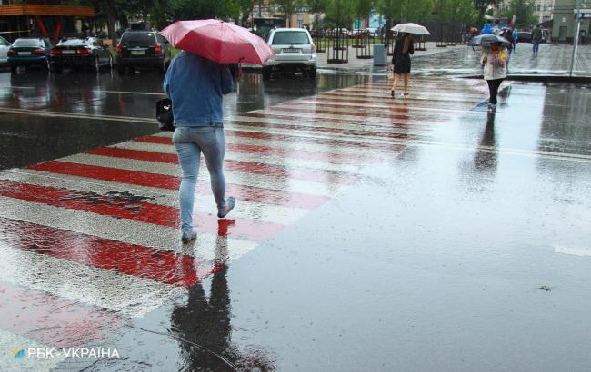 Фото: у Києві очікуються дощі (РБК-Україна)