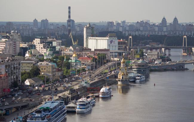 Лето 2018 в Киеве вошло в тройку самых жарких за 137 лет