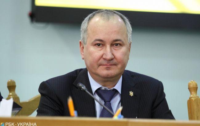 Зеленський звільнив Грицака з військової служби