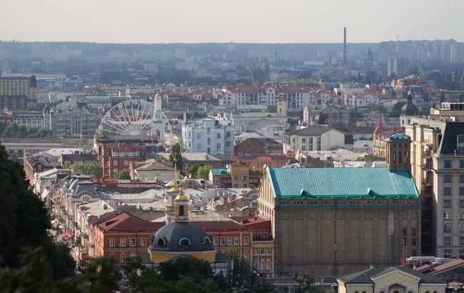 В исторических центрах украинских городов будут строить только подземные паркинги, - Минрегион