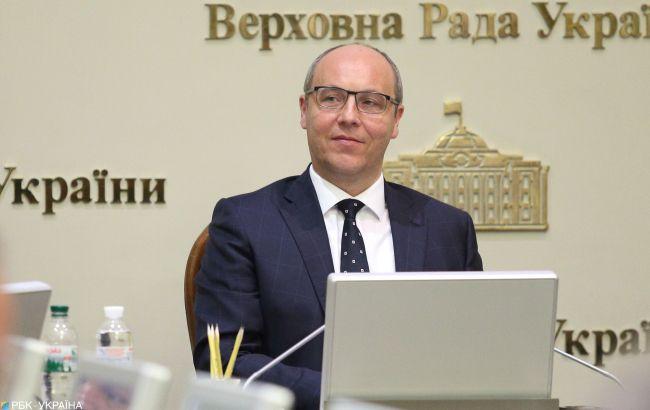 Парубий дал прогноз на голосование за Избирательный кодекс