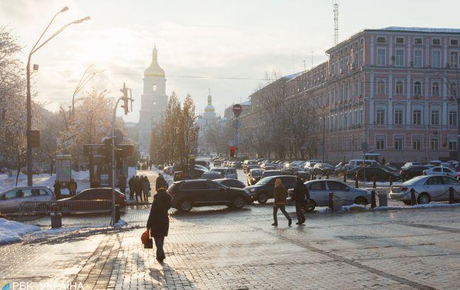 Синоптики рассказали, какой будет зима в Киеве