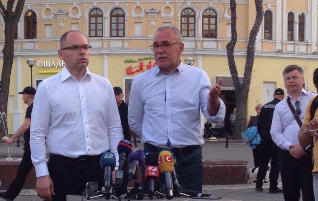 3-я годовщина трагедии вОдессе: задержаны четверо