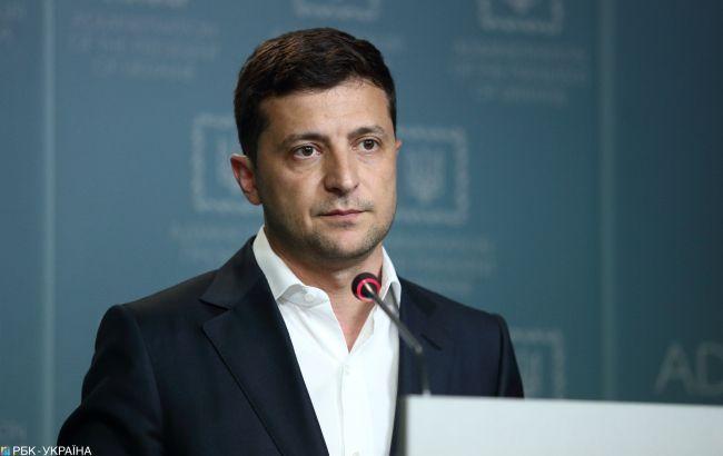 Зеленський схвалив персональну обробку даних хворих СOVID-19 без їх згоди