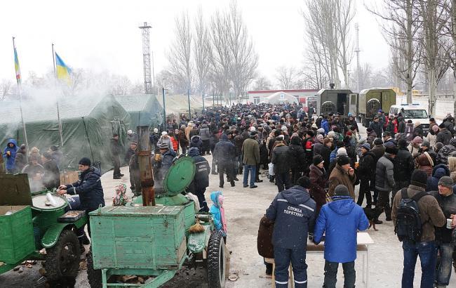З Авдіївки евакуювали 188 осіб, з них 95 дітей, - ДСНС