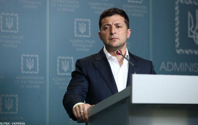 Зеленский предлагает сократить Раду и закрепить пропорциональную систему