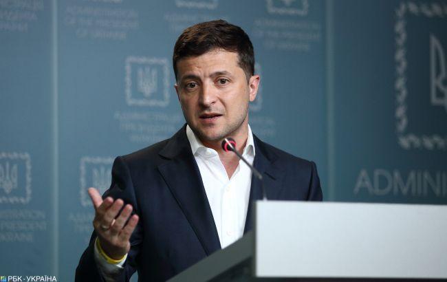 Зеленский дал гражданство Украины 11 воевавшим на Донбассе иностранцам