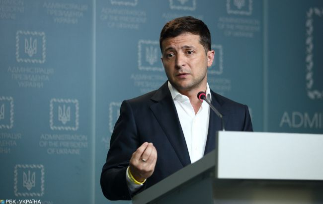 Зеленський назвав головну мету свого президентства