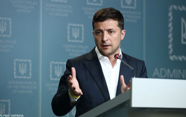 Україна не буде втручатися в процес імпічменту Трампа, - Зеленський