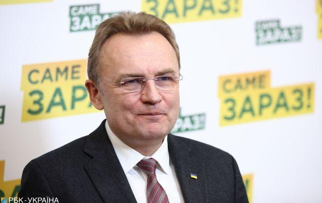 ЦВК зняла кандидатуру Садового з президентських виборів