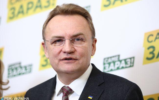 У Садового є два головних суперника на виборах мера Львова
