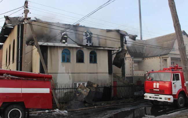 За тиждень на пожежах загинуло 67 осіб, - ДСНС